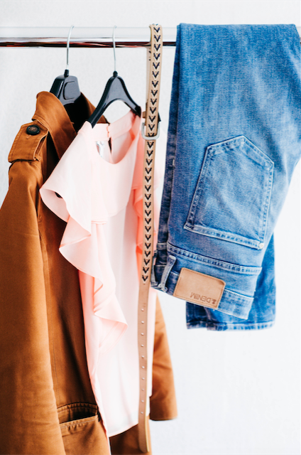 Versatile Accent Colors for your Capsule Wardrobe photo taken by Alexandra Gorn